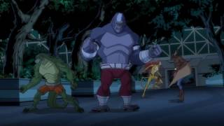Sewer Love (Batman Unlimited: Animal Instincts)