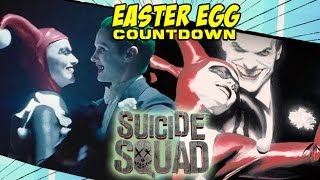 Easter Egg Countdown: Suicide Squad (2016) Will Smith, Margot Robbie