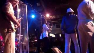 Atlantic Starr in Buffalo, NY  6-30-2012 Intro, When Love Calls, Touch a four leaf clover
