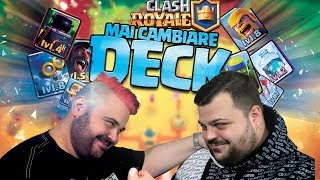 BIG BROTHERS ROYALE : Mai Cambiare Deck.