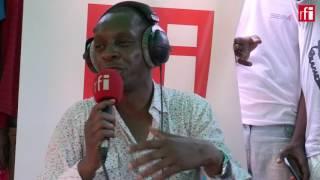 Yabongo Lova et Marema au FEMUA 10