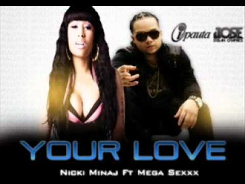 Xxx Mp4 Nicki Minaj Ft Mega Sexxx Your Love Spanish Remix 3gp Sex