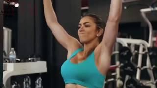 BIG ASS  HOT LADIES WORKOUT  Female Fitness Motivatio