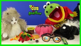 Pretend Play Toys Gus Prank Friends Whoopie Cushion Funny Kids Video Show Family Fun Ryan