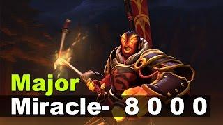 Miracle- Roshan Killer TIMING! - OG CDEC Major Dota 2