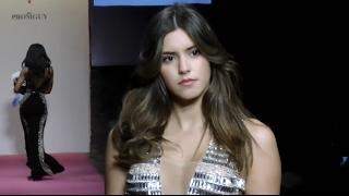 Paulina Vega New York Fashion Week 2017 - PromGirl