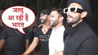 Ranveer Singh Wishes Best Of Luck Ali Abbas Zafar For Salman's Bharat Movie | India's Most Wanted