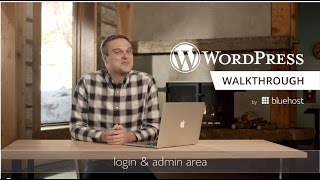 WordPress Walkthrough Series (2 of 10) - Login & Admin Area