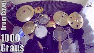 1000 Graus | Renascer Praise | JC Batera (Drum Cover)