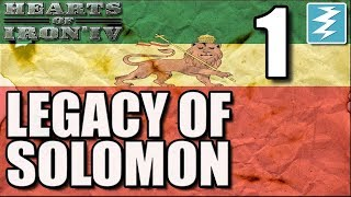 JEW1SH EMPIRE [1] Ethiopia - Hearts of Iron IV HOI4 Paradox