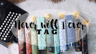 Never Will I Ever TAG mit expectobooktronum!