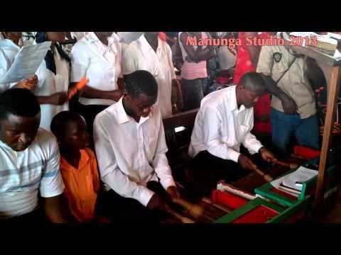 Azire Parish Choir Inaugural Mass Fr  Valentine 2
