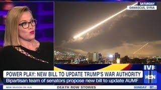 """""""YES! WE ARE AT WAR WITH SYRIA!"""" Congress Moves To """"Update"""" President Trump"""