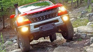 2019 Colorado ZR2 Bison - Off-Road Pickup