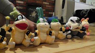 The KOOPALINGS! - Cute Mario Bros.