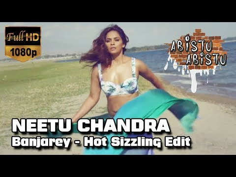 Xxx Mp4 FAP Neetu Chandra Banjarey Sizzling Edit Slow Motion Actress Hot Video Abistu Abistu 3gp Sex