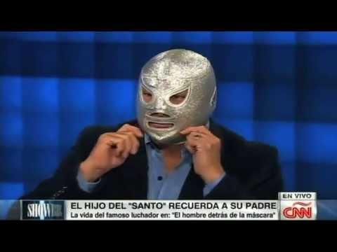 El hijo del Santo presenta a El hombre detrás de la máscara la vida de su padre