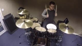 Planetshakers - Home Drum Cover