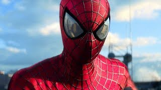 Spider-Man Fights Crime (Scene) The Amazing Spider-Man 2 (2014) Movie CLIP HD [1080p]