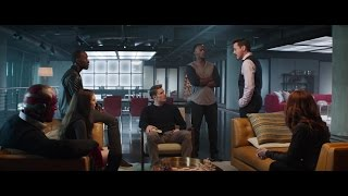 Captain America: Civil War | Clip: Right To Choose | Marvel NL