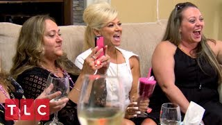A Bachelorette Party Reading | Long Island Medium