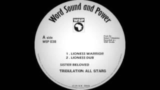 SISTER BELOVED - LIONESS WARRIOR / MARCUS (WSP038)