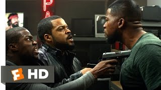 Ride Along (8/10) Movie CLIP - I'm Crazy! (2014) HD