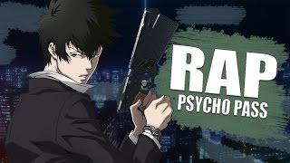 PSYCHO PASS RAP (Kougami) - Coeficiente Criminal | Briox MC