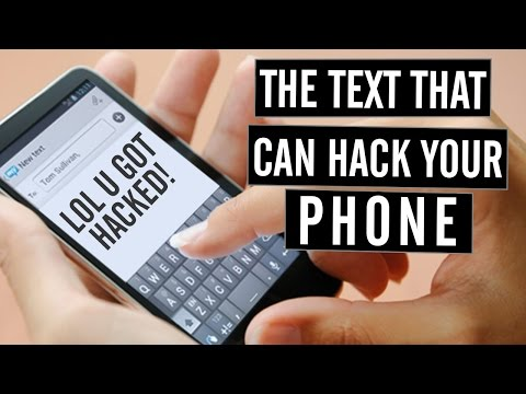 Xxx Mp4 The Text Message That Can Hack Your Phone 3gp Sex