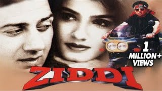 Ziddi Full Movie | Hindi Movie Full Movie | Sunny Deol Movies | Action Movies