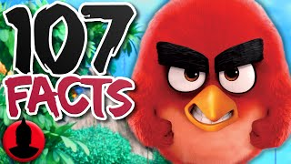 107 Angry Birds Movie Facts YOU Should Know - (ToonedUp #146)   ChannelFrederator