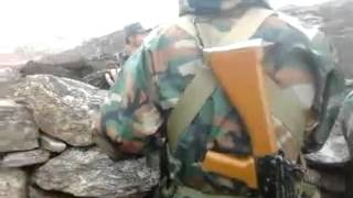 Full Border Fight! Indian and Chinese Soldiers Faceoff in Arunachal Pradesh