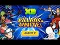 Disney xd villains unite agent p gameplay - part 1