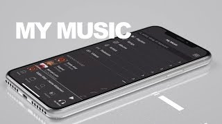"RJ App Tutorial - ""My Music"""