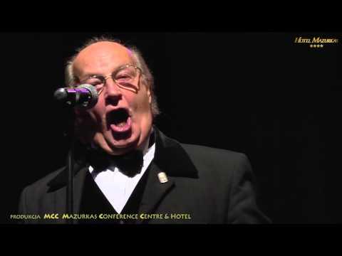 Bernard Ładysz koncert VIII FHM Znowu zakwitną nam drzewa wyk. W.Ochman tenor