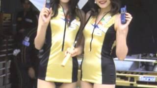 1997~Japanese race queen 4 दौड़ रानी स्कर्ट