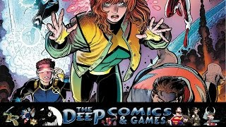 New Comic Book Day 4/12/17 The DeeP Comics and Games