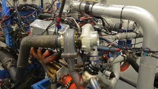 1600+hp Ford Windsor - Dandy Engines