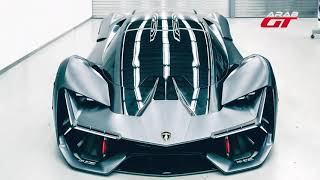 لمبرجيني تيرزو ميلينو تصدمنا بشكل السيارات القادمة عام 2040