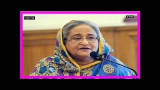 Rohingya crisis not affecting progress of bangladesh: pm sheikh hasina - USA News