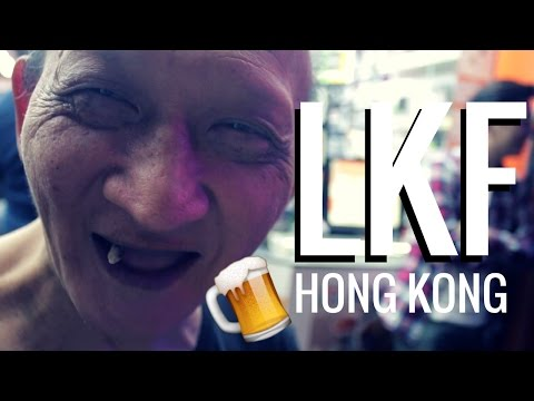Lan Kwai Fong Nightlife - What people in Hong Kong think about Canadians