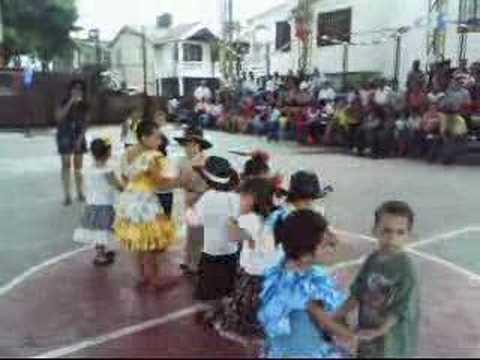 baile joropo niños