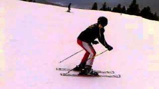 Nenad Markovic ski carving VID Bansko 01/2013. 3GP