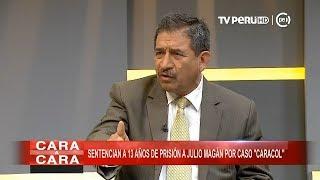 """Julio Magán: """"Me han sentenciado sin tener la oportunidad de defenderme"""""""