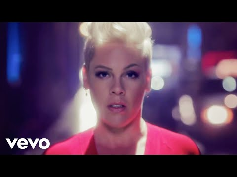 P nk Walk Me Home Official Video