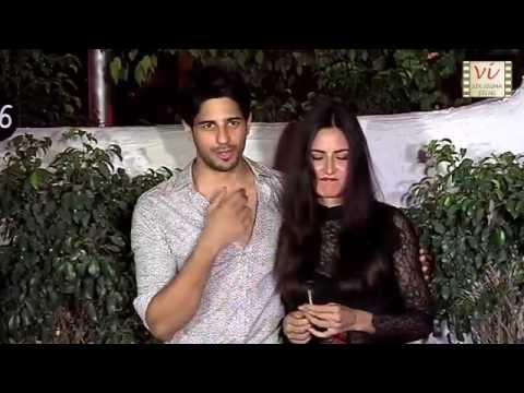 Sidharth Malhotra Having Fun With Katrina Kaif | Six Sigma Films