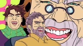 JoJo's Bizarre Adventure YLYL compilation - Part 1 - Kono Dio da