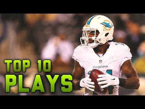 Top 10 Plays NFL 2016 17 Week 3