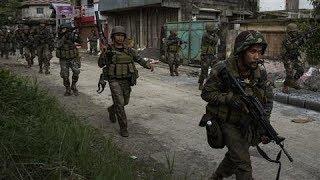 Philippines Fights Islamic Militants in Marawi