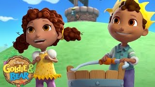 Jack and Jill Spill   Goldie & Bear and the Magic Map   Disney Junior